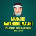 Jawahirul Ma'ani - Manaqib Syekh Abdul Qodir RA icon