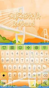 Surabaya Keyboard - náhled