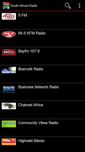 South African Radio Pro