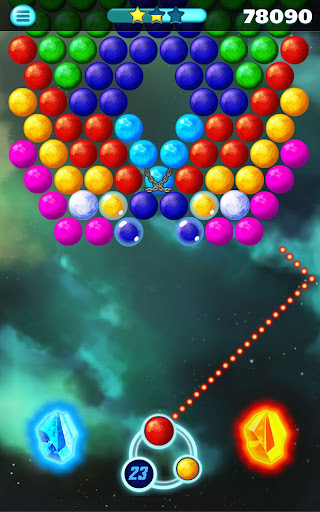 玩休閒App|Supernova Bubble Puzzle免費|APP試玩