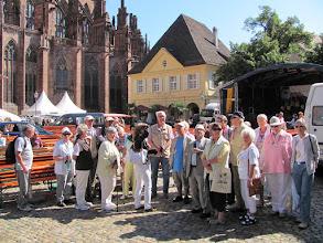 Photo: Stadtführung in Freiburg