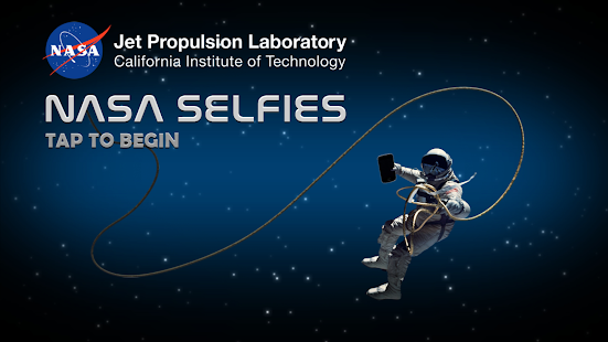 NASA Selfies Screenshot