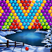 Bubble Shooter Winter Pop icon
