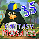 Fantasy Mosaics 35: Day at the Museum - Androidアプリ