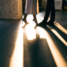 Wedding photographer Elizaveta Efimova (efimovaelizavet). Photo of 19.04.2018