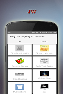 Sing Out Joyfully Jehovah - Apps on Google Play
