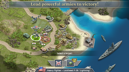 1942 Pacific Front - a WW2 Strategy War Game 1.7.2 screenshots 2