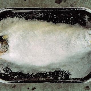 Salt Baked Wild Salmon