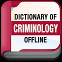 Criminology Dictionary Pro icon
