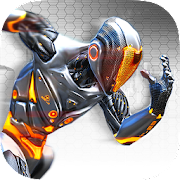 Game RunBot - Real Parkour Runner Game APK for Windows Phone