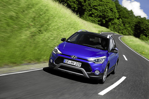Is the new Hyundai i20 Active just a knock-off VW Cross Polo?