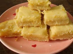 Big Earl's Lime Cheesecake Bars Recipe