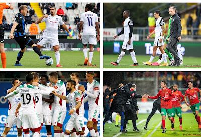 """AA Gent, Vormer, OH Leuven en Kustboys vs """"The process & Bakkali"""", Genk en Moeskroen"""