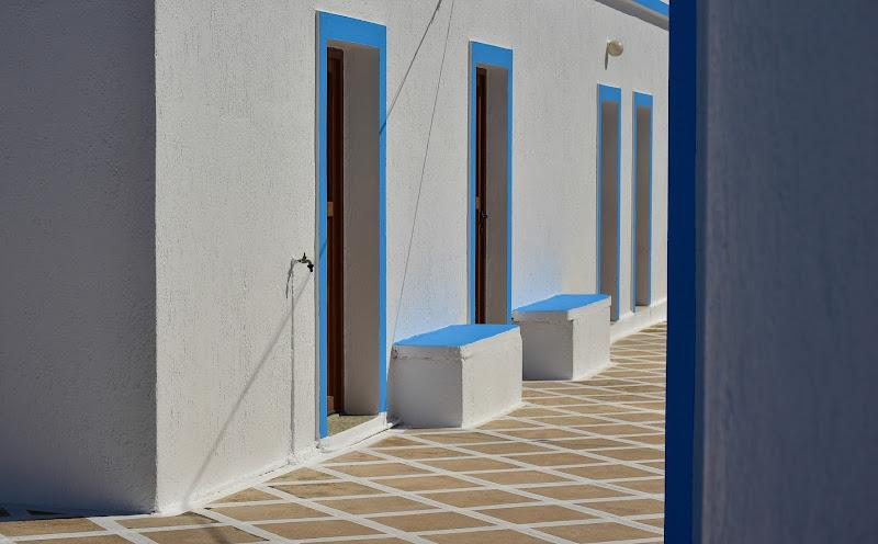 armonia di bianco e blu di lorella