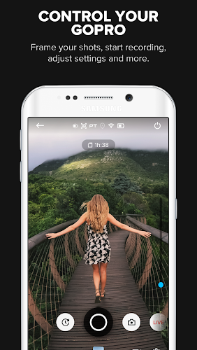 GoPro Android App Screenshot