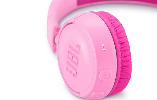 Tai nghe JBL JR 300 BT (Pink)-4
