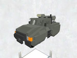 高機動車 輸入品改造型 ミサイル戦車駆逐車