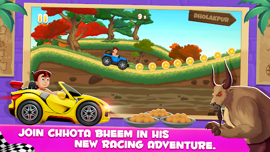 Chhota Bheem Speed Racing - Official Game 2.25