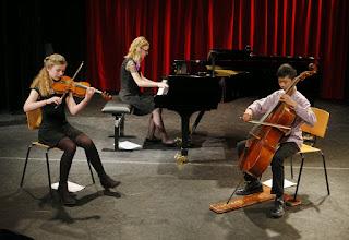 Photo: Amelia Trio - Winnaar Jan Pasveerconcours 2015 / fotografie Ardito