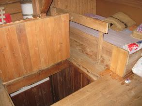 Photo: onze slaapkamer 'deur'