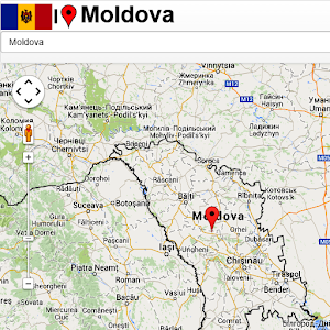 Moldova Map Android Apps On Google Play - Moldova map