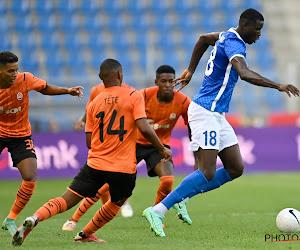 """Paul Onuachu : """"Nous avons fait des erreurs, mais l'arbitre a également tout sifflé pour eux"""""""