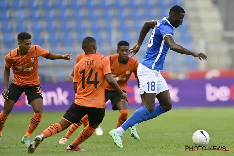 """Paul Onuachu na nederlaag tegen Shakhtar: """"Wij maakten fouten, maar de ref floot wel erg vaak in hun voordeel"""""""