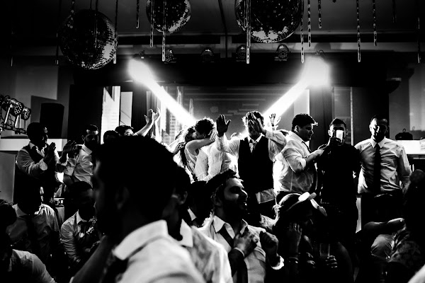 Fotógrafo de bodas Javier Luna (javierlunaph). Foto del 25.10.2017