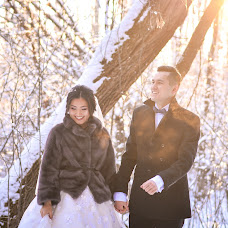 Wedding photographer Madina Kopzhasarova (madinaham). Photo of 08.02.2018