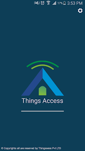 Things Access - Smart Home - náhled