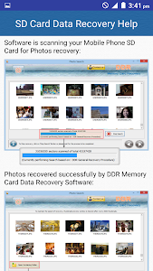 SD Card Data Recovery Help screenshot 6