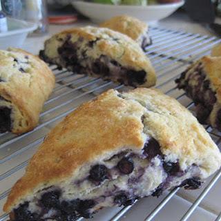 Highland Breakfast scones