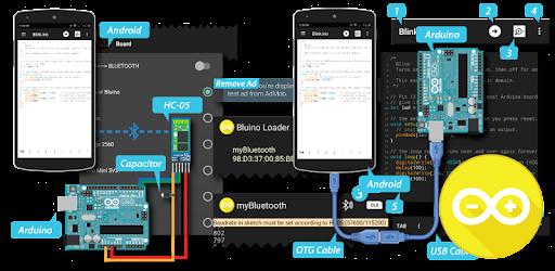 Bluino Loader - Arduino IDE - Apps on Google Play
