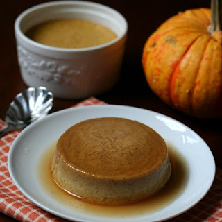 Pumpkin Flan – Low Carb and Gluten-Free
