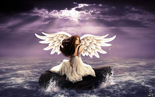 Angel Live Wallpaper Magic