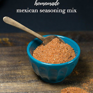 Homemade Mexican Seasoning Mix