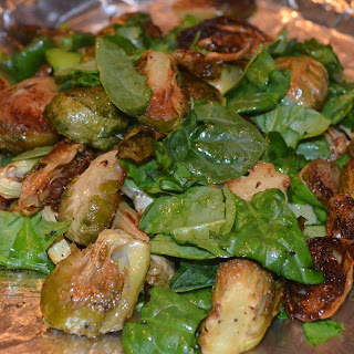 Brussels Sprouts and Petite Edibles