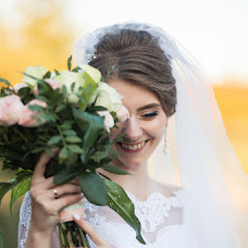 Wedding photographer Darya Carikova (tsarikova). Photo of 25.11.2018