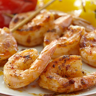 Southwest Grilled Shrimp.
