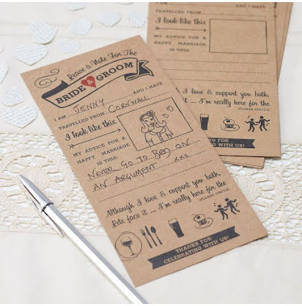 Råd till brudparet - A Vintage Affair