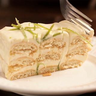 Lemon Cream Dessert.