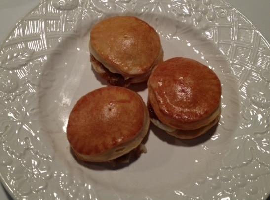Cream Cheese & Fig Pockets Recipe