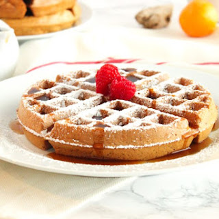 Healthy Low Calorie Waffle Recipes