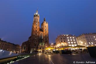 Photo: Szent Mária-székesegyház Rynek Głowny
