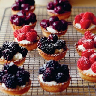 Berry Tart With Mascarpone Cheese Recipes