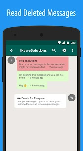 WA Delete for Everyone | View Deleted Messages [Pro] 1