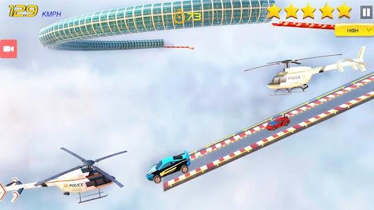 Mega Ramp Car Jumping 2020 8