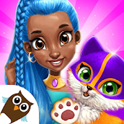 Power Girls Super City - Superhero Salon & Pets