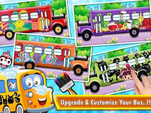 Kids School Bus Spa Simulator 1.0 screenshots 9