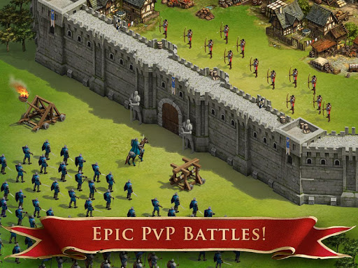 Imperia Online - Best PvP Strategy MMO 6.7.30 Screenshots 5